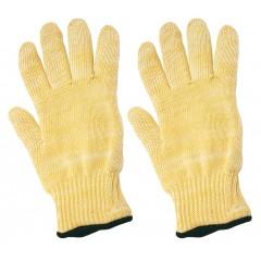 Les 2 gants à chaleur