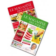 Abonnement Magazine des Toqués