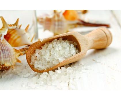 Mini pelle à gros sel