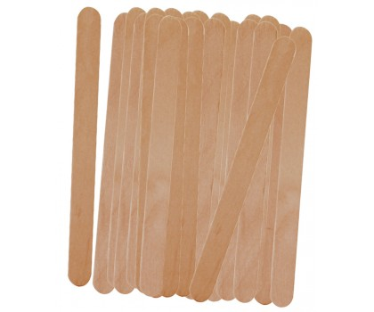 50 Bâtonnets bois