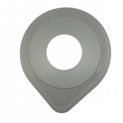 2 disques protège plaque induction