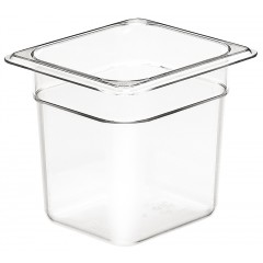 Bac GN1/6 2,3 litres