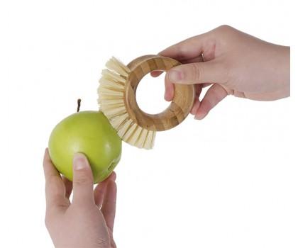 Brosse à fruits et légumes
