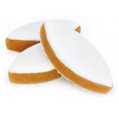 Cercle à tarte forme calisson