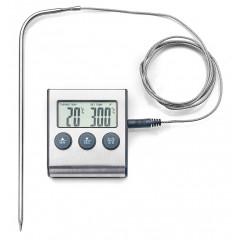 Thermomètre minuteur programmable