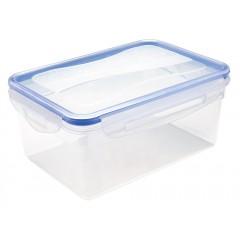 4 boîtes de conservation plastique