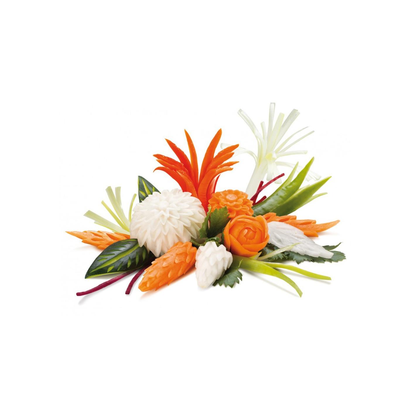 couteau sculpture fruit et legume beautiful cuillre melon couteau dcouper fruits en cuillres. Black Bedroom Furniture Sets. Home Design Ideas