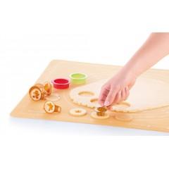 Découpe pâte linzer 6 motifs