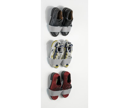3 supports à chaussures