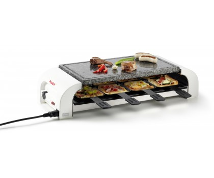 Multicuiseur raclette pizza pierrade