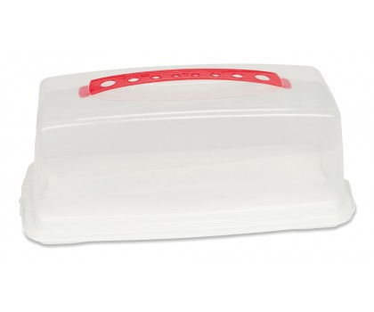 Boîte à gâteau rectangulaire
