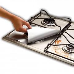 4 protège feux de cuisson gaz
