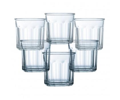 6 bocaux verre 31 cl