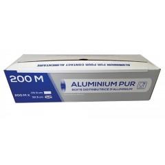 Film aluminium  32 cm x 200 m