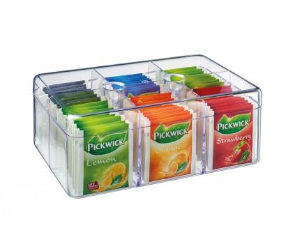 Boîte à thé et tisane