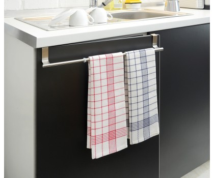 Porte serviettes inox largeur variable