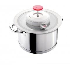 Couvercle pour cuiseur à jambon