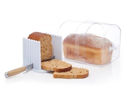 Boîte à pain ventilée extensible