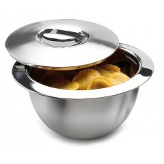 Bol de cuisine inox double paroi 3,0l