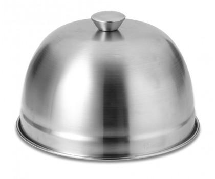 Cloche inox diamètre 21 cm