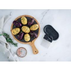 Coupe légumes Hasselback