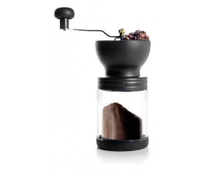 Moulin à café réservoir transparent