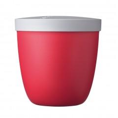 Bol à soupe 500 ml rouge