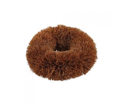 Tampon à récurer en noix de coco