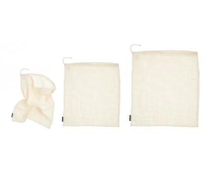 3 sacs pour cueillette