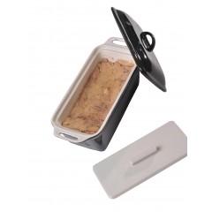 Terrine à foie gras avec presse