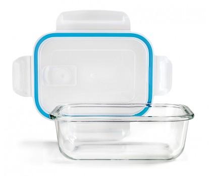 Boîte conservation verre 0,65 litre