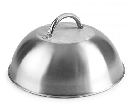 Cloche de cuisson acier inox