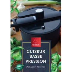 Cocotte 24 cm cuisson basse pression