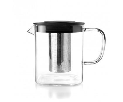 Théière bouilloire en verre 1 litre
