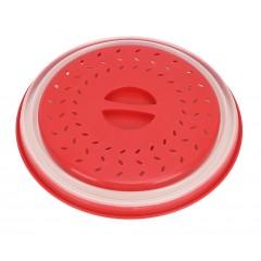 Cloche micro-ondes repliable